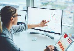 análise de mercado